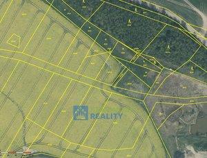 Prodej, Pozemky pro komerční výstavbu, 3580m² - Jihlava - Henčov