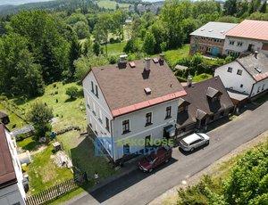 Prodej domu v Žacléři, vhodný pro bydlení i podnikání