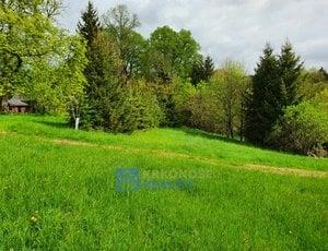Pozemek Trutnov – Starý Rokytník - vhodné k výstavbě rodinného domu.