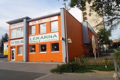 Pronájem sklepních prostor 240 m2, ul. Kollárova, Blansku