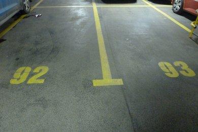 Pronájem garážového stání 12m², ul. Příkop, Brno - Zábrdovice, Ev.č.: 00004