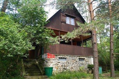 Prodej rekreační chaty u obce Sokolí, okr. Třebíč, Ev.č.: 52032