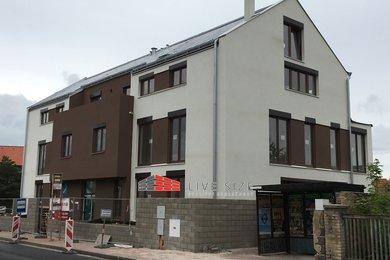 Pronájem nového bytu 2+kk s vlastní zahrádkou a terasou, Ev.č.: 0520193
