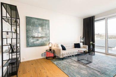 Pronájem novostavby bytu 3+kk v polyfunkčním domě, Ev.č.: 52052