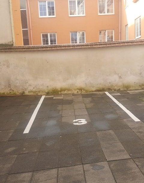 Pronájem, Garážové stání, 20m² - Brno - Staré Brno