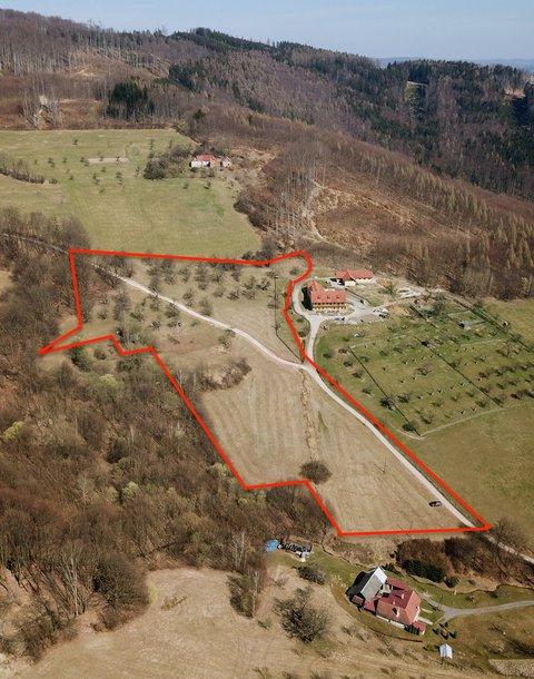 Prodej, Pozemky pro bydlení, 21120m² - Vyškovec