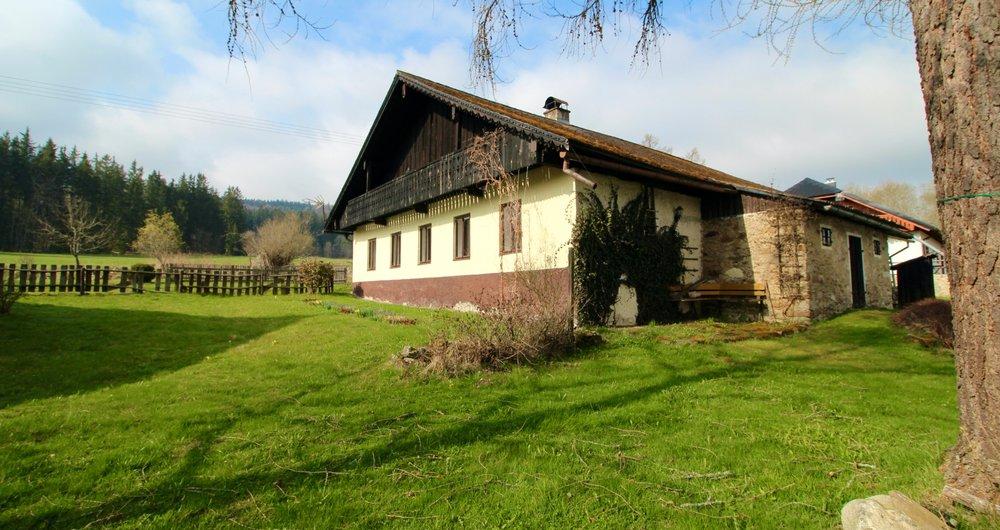Prodej - aukce chalupy, podlahová plocha 294 m², pozemek 1166 m2  - Dobrá, Stožec, okr. Prachatice