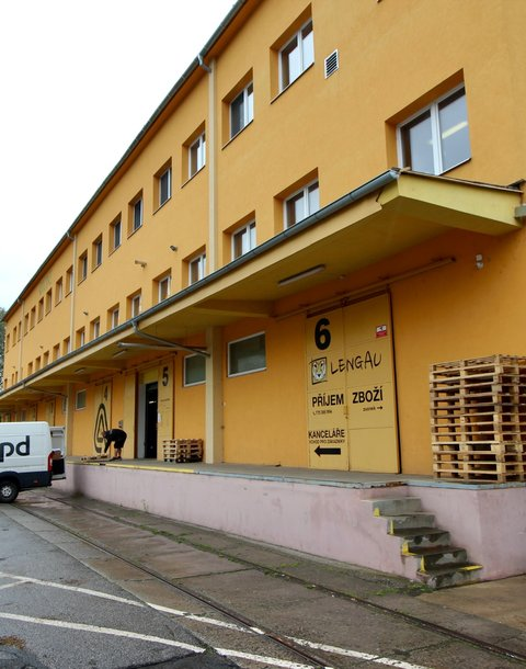 Pronájem, skladovacích prostor v centru Brna, celková výměra 880 m2, ul. Tkalcovská Brno - Zábrdovice