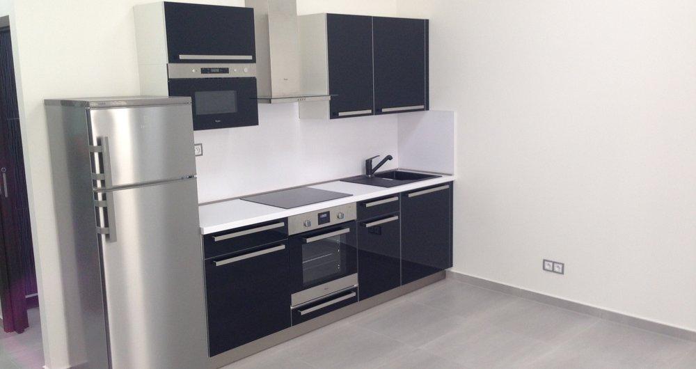Pronájem plně klimatizovaného bytu 1+KK, 26 m2, Brno střed - Jakubské náměstí.