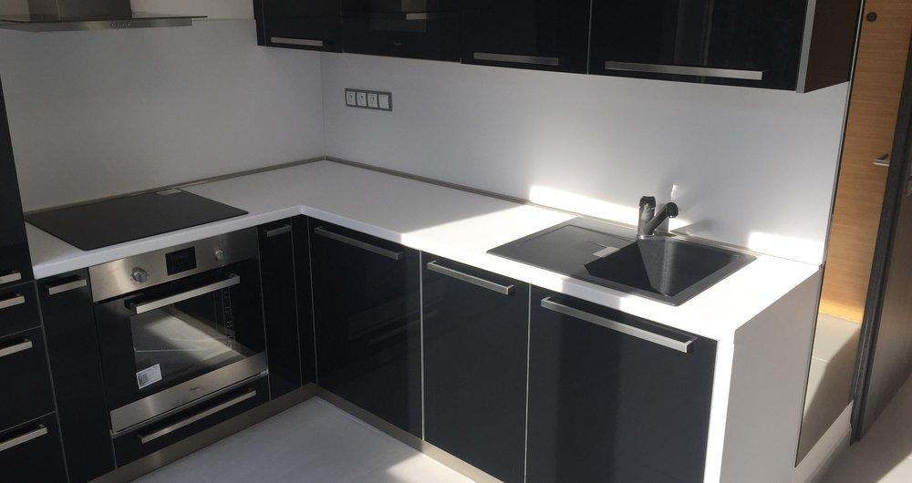 Pronájem plně klimatizovaného bytu 1+1, 40 m2, Brno - Kohoutovice