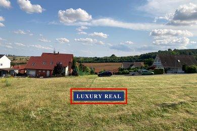 /REZERVACE/ Prodej, Pozemky pro bydlení, 1036m² - Slatinky u Prostějova, Ev.č.: 18154