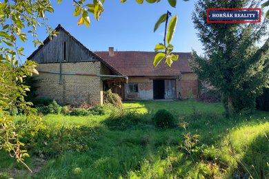 Prodej, Rodinný dům se zahradou Kožušice u Bučovic, Ev.č.: 18160