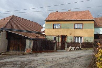 Prodej dvoupodlažního rodinného domu, Heroltice u Tišnova, Ev.č.: 00023