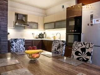 Prodej luxusního bytu 3+kk s terasou Tišnov