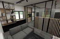 Pronájem, nabízí, kanceláře, 100 m2, Lhota Rapotina