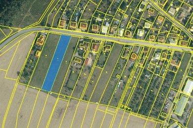Prodej, stavební pozemek, 2634 m2, Zlín - Velíková, Ev.č.: 00100