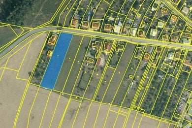 Prodej, stavební pozemek, 3477 m2, Zlín - Velíková, Ev.č.: 00101