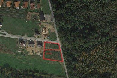 Prodej, stavební pozemek, 2109 m2, Tršice, Ev.č.: 00161