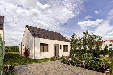 Prodej, rodinný dům, 122 m2 - Těšetice, Ev.č.: 00190