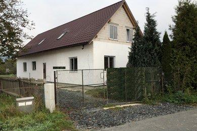 Prodej, rodinný dům 6+1, 260 m2, Vikýřovice, Ev.č.: 00021