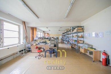 Pronájem, Výroba, 1325 m² - Horka nad Moravou, Ev.č.: 00221