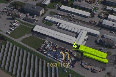 Pronájem, Výroba, 700 m² - Horka nad Moravou, Ev.č.: 00225