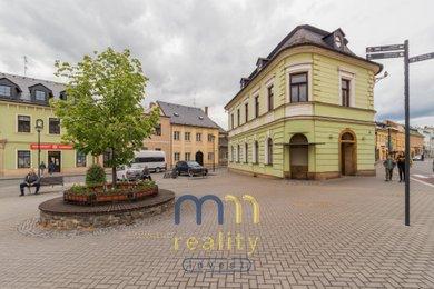 Pronájem, Byt 1+kk, 29 m² - Šternberk, Ev.č.: 00258