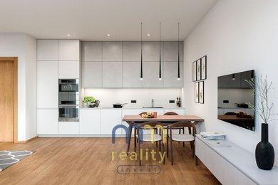 Prodej, byt 3+kk, 97 m2, Bukovany, Ev.č.: 00291