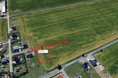 Prodej, stavební pozemek, 1239 m2, Lutín, Ev.č.: 00030