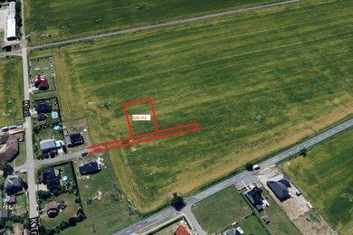 Prodej, stavební pozemek, 826 m2, Lutín, Ev.č.: 00031