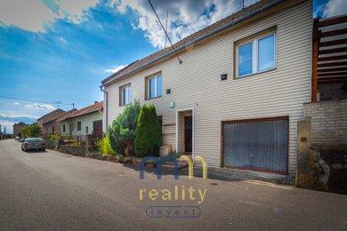 Prodej, rodinný dům 3+1, 148 m2, zahrada 340 m2, Veselíčko, Ev.č.: 00315