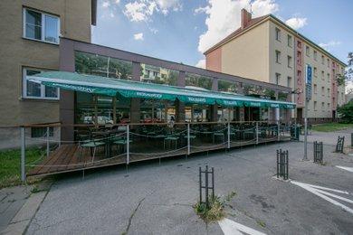Pronájem, restaurace, 230 m2, Olomouc. ul I. P. Pavlova, Ev.č.: 00038