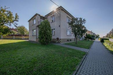 Prodej, rodinný dům 6+2, 240 m2, Horní Moštěnice, Ev.č.: 00007