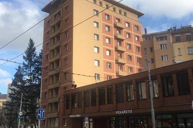 Pronájem, Byt 1+1, 40m², Brno-město, ul. Úvoz, Ev.č.: 00078