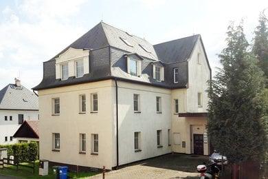 PRODEJ. Firma v Liberci. Výrobní prostory, kanceláře, byt 2+kk, parking., Ev.č.: BGM2003