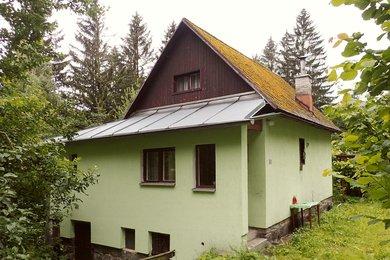 PRODEJ. Zděná chata na úpatí Šumavy. Soukromí a příroda. Klatovy - Zdebořice, Ev.č.: BGA2005