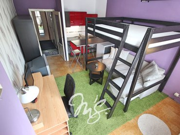 Pronájem krásného bytu 1+KK, Ostrava centrum