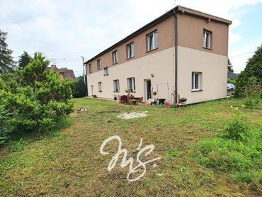 Pronájem bytu 3+KK se zahradou, Ostrava – Kunčičky