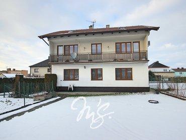 Krásný, velký rodinný dům, Závada u Opavy