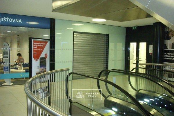 Pronájem, Obchodní prostory, 42 m², Brno- střed, Nádražní ulice