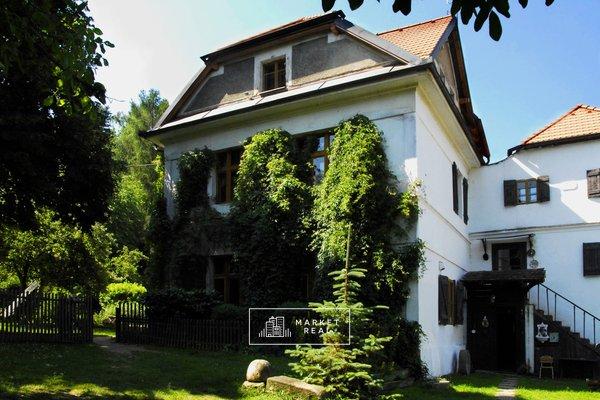 Prodej, Rodinné domy, užit.pl. 500m², pozemek 40776 m2, Praha 6, Suchdol, Trojanův mlýn