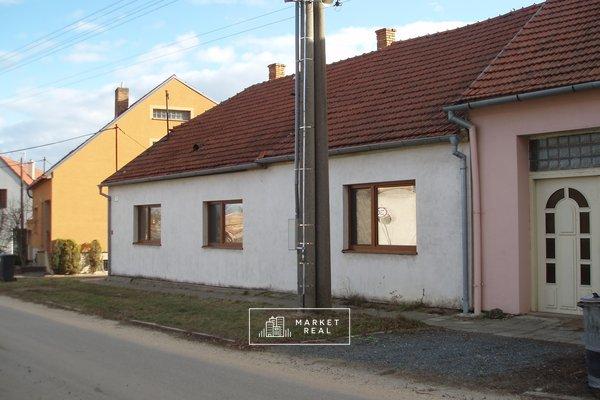 Prodej, Rodinné domy, užit.pl. 140 m2, pozemek 1229 m², Sokolnice