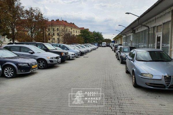 Pronájem, Obchodní prostory, 460 m2, Brno-město, Úvoz