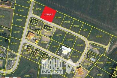 Prodej, Pozemky pro bydlení, 952m² - Dobev - Oldřichov, Ev.č.: 00227