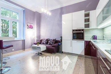 Prodej, Byty 2+kk, 41m² - Praha - Libeň, Ev.č.: 00313