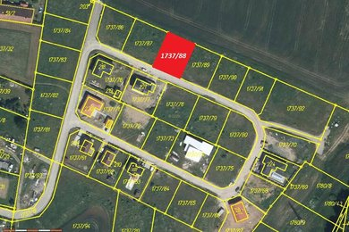 Prodej, Pozemky pro bydlení, 800m² - Dobev - Oldřichov, Ev.č.: 00343