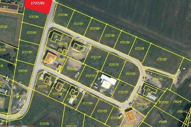 Prodej, Pozemky pro bydlení, 965m² - Dobev - Oldřichov, Ev.č.: 00344