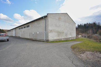 Prodej, Sklady, 2044m² - Zruč nad Sázavou - Nesměřice, Ev.č.: 00358