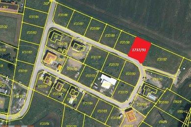 Prodej, Pozemky pro bydlení, 805m² - Dobev - Oldřichov, Ev.č.: 00368