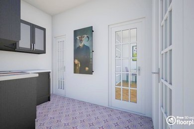 Prodej, Byty 2+kk, 49m² - Praha - Smíchov, Ev.č.: 00371